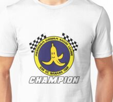 Banana Cup Champion Unisex T-Shirt