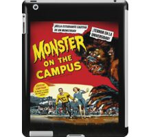 monsters on campus! iPad Case/Skin