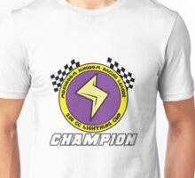 Lightning Cup Champion Unisex T-Shirt