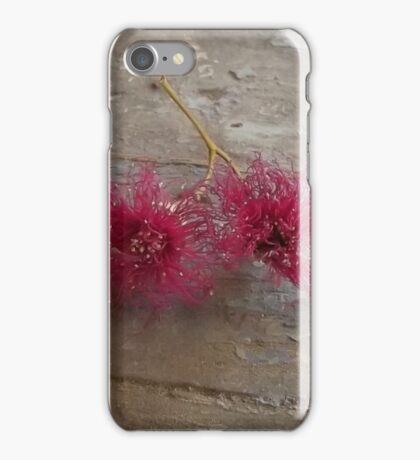 Gum Flowers iPhone Case/Skin