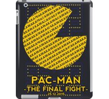 Pac Man Film Poster iPad Case/Skin