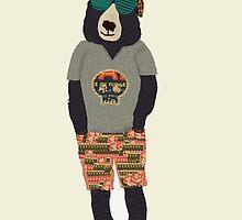 fudge bear by bri-b