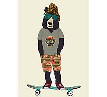 fudge bear Photographic Print
