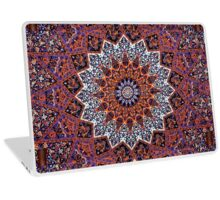 Indian Mandala Pattern Laptop Skin