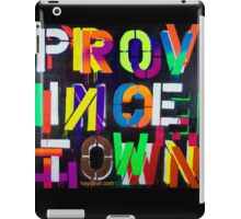 """Provincetown at Night"" Dave Hay • haydave.com iPad Case/Skin"