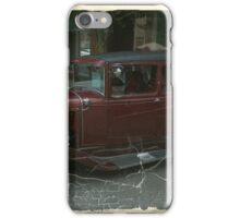 Antique Car iPhone Case/Skin