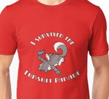 I Survived The Fursuit Parade (Canine) Unisex T-Shirt