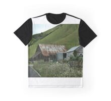 Rural Life Graphic T-Shirt