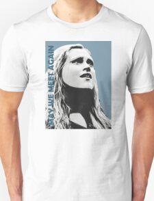 Clarke - The 100 - Minimalist Unisex T-Shirt