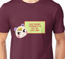 For a Lousy Marshal Unisex T-Shirt
