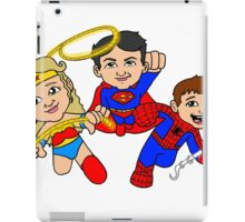 ode to the heroes iPad Case/Skin