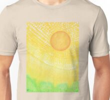 First Light original painting Unisex T-Shirt