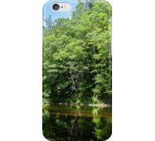 Baker River, Rumney NH iPhone Case/Skin