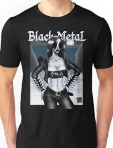 Black Metal Chick T-Shirt