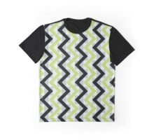 Agender Flag Graphic T-Shirt