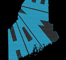 Maine HOME state design by surgedesigns