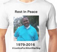 RIP REST IN PEACE ALTON STERLING #JUSTICEFORALTONSTERLING Unisex T-Shirt