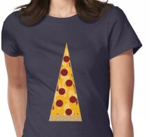 Pizza Bliss Womens Fitted T-Shirt