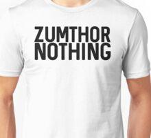 Zumthor Unisex T-Shirt