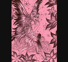 Pink Fantasy Fairy Unisex T-Shirt