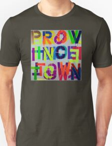 """Provincetown • Blue Sea"", Dave Hay,  haydave.com Unisex T-Shirt"