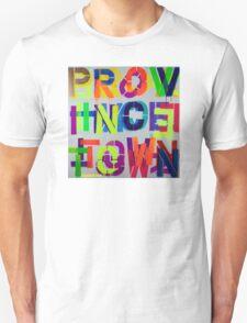 """Provincetown • Blue Sea"", Dave Hay,  haydave.com Unisex T-Shirt"