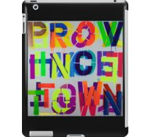 """Provincetown • Blue Sea"", Dave Hay,  haydave.com iPad Case/Skin"