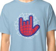 Spiderman Web-Love Classic T-Shirt