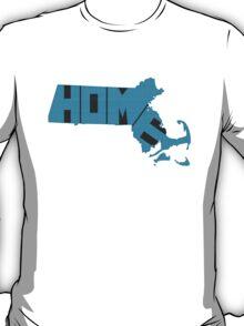 Massachusetts HOME state design T-Shirt