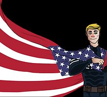 God Bless America by holmessick