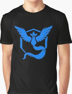 Team Mystic Pokemon Go Graphic T-Shirt
