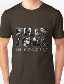 BILLY JOEL STYLE CONCERT Unisex T-Shirt