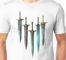 Moonlight Sword Unisex T-Shirt