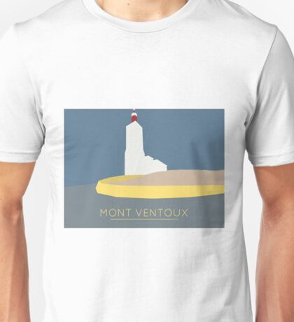 Mont Ventoux Unisex T-Shirt