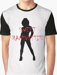 Rocky Sweet Transvestite Graphic T-Shirt
