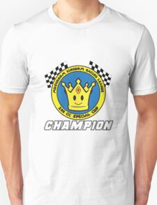 Special Cup Champion Unisex T-Shirt