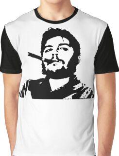 Vintage Man Smoking A Cigar Graphic T-Shirt