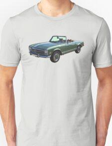 Mercedes Benz 280 SL Convertible T-Shirt