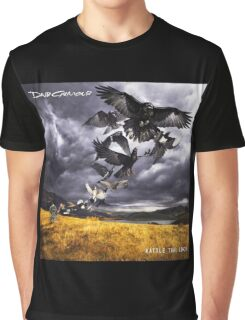 DAVID GILMOUR ALBUMS RATTLE OF LOCK Graphic T-Shirt