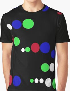 Colorful spots  Graphic T-Shirt