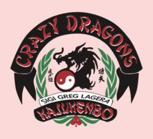 Crazy Dragons Kajukenbo Kids Tee