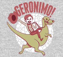 Geronimo-Dino! One Piece - Long Sleeve
