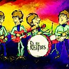 The Beatles, by Elizabeth Giupponi  by Elizabeth Giupponi