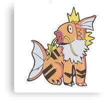 Magilithe - Pokemon Fusion Canvas Print