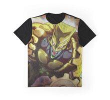 Jojo Bizarre Adventure - The World Graphic T-Shirt
