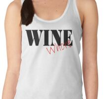 Wine Whore Women's Tank Top