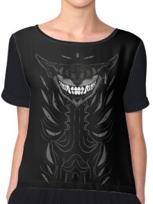 Cheshire cat Chiffon Top