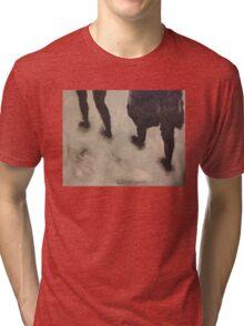 Walks Tri-blend T-Shirt