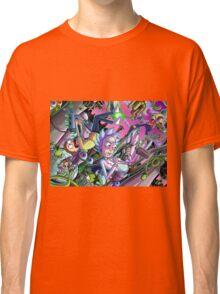 Rick and Morty Adult Swim Classic T-Shirt