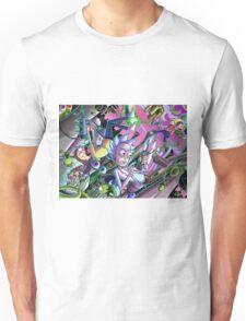 Rick and Morty Adult Swim Unisex T-Shirt
